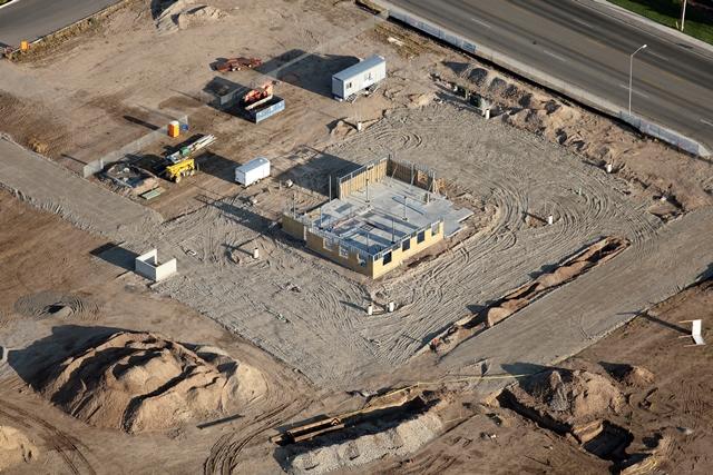Construction drone Jacksonville