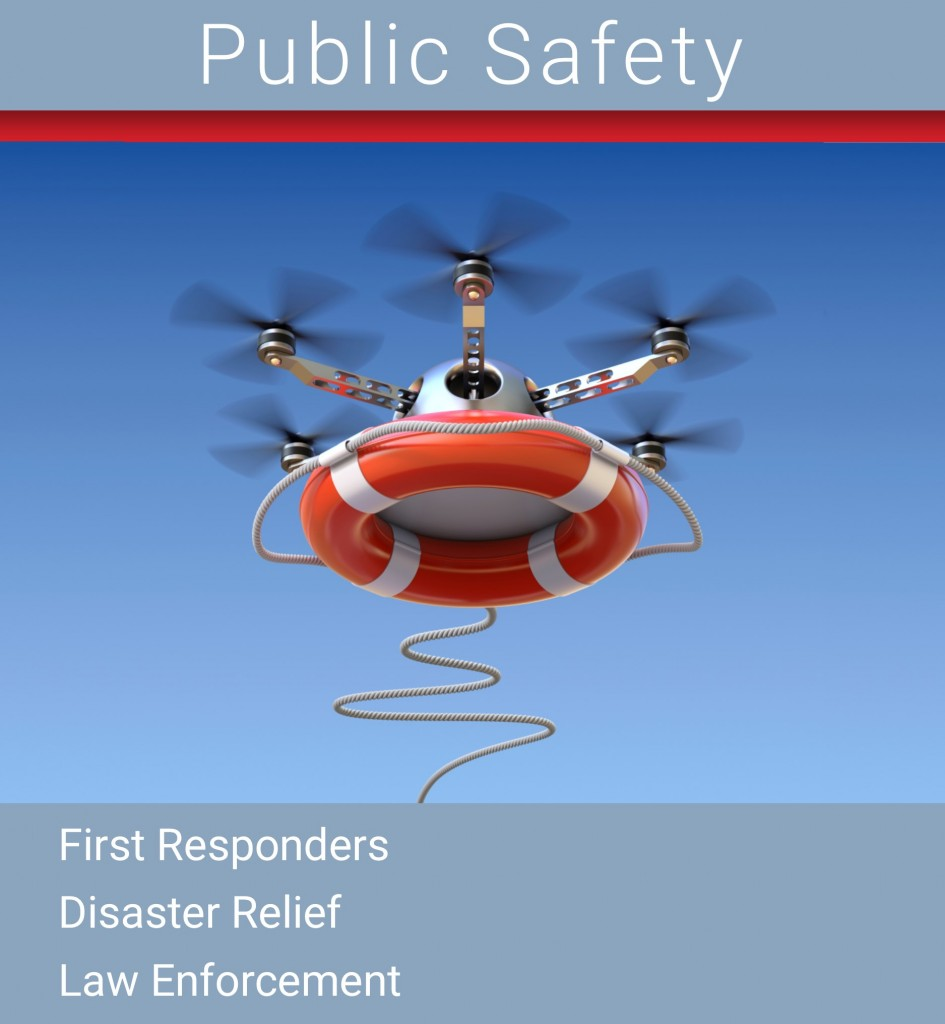 Public Safety Drone, First Responder Drone, Disaster Relief Drone, Law Enforcement Drone