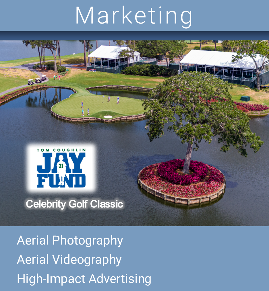 Aerial Photos and Video for Marketing