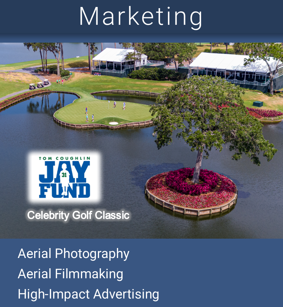 Aerial Photography Marketing