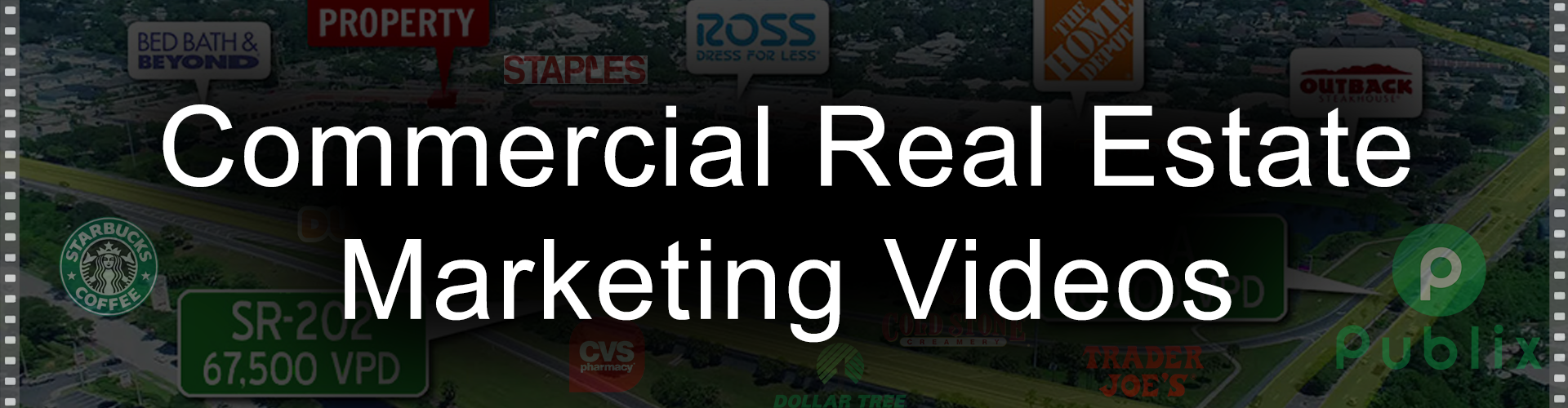 Commercial Real Estate Marketing Videos